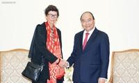 Вьетнам намерен расширить сотрудничество с Норвегией