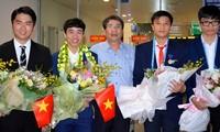 Вьетнамский школьник завоевал 3-й приз на конкурсе Intel ISEP 2019