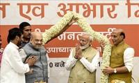 Мировые лидеры поздравили Моди с победой его партии на выборах в парламент Индии