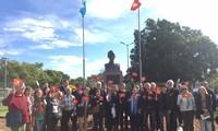 В Аргентине чествовали президента Хо Ши Мина