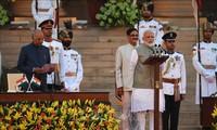 Премьер-министр Индии Нарендра Моди принял присягу