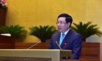 Вице-премьер СРВ Фам Бинь Минь: Решительно выполнять все намеченные на 2019 год задачи