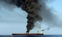 Генсек ООН призвал провести независимое расследование атаки на нефтяные танкеры в Оманском заливе