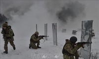 Боевые действия на Востоке Украины унесли много жизней