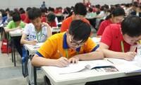 Ханойские школьники выиграли медали на международном конкурсе по математике WMI