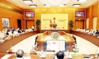36-е заседание Постоянного комитета Нацсобрания СРВ 14-го созыва пройдет с 12 августа