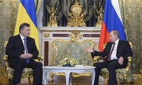 Russia, Ukraine agree to strategic cooperation