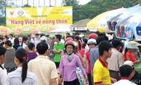 Rural markets of Vietnamese goods opens