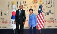 South Korea, US urge North Korea to stop provovative acts