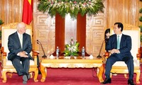 Vietnam eager to spur wide-ranging cooperation with US