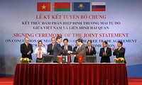 Free Trade Agreement brings new opportunities for Vietnam