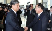 Two Koreas end high-level talks without any breakthroughs