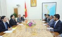 Vietnam, Timor Leste to boost trade cooperation