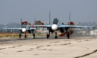 US: Russian aircrafts left Syria