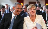 Obama to visit Germany to boost TTIP agreement