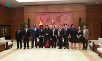 Mozambique, Vietnam increase legislative ties