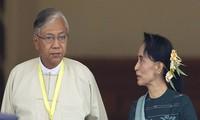 US President welcomes political power transfer in Myanmar