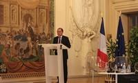 Reims wants to foster economic ties with Vietnam