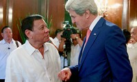 Philippines President: PCA verdict provides grounds for talks with China