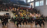 26th National Traditional Martial Arts Championship opens