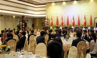 Banquet welcomes Chinese leader Xi Jinping