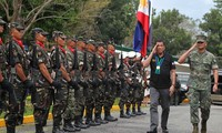 Philippine military cracks down on leftist rebels