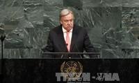 International community praises inter-Korea progress