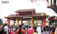Calligraphy Festival at Hanoi's Temple of Literature