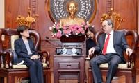Singapore companies praise Ho Chi Minh City's investment environment
