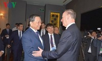Vietnam seeks shared solutions to combat terrorism