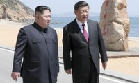 China, North Korea discuss cooperation