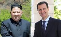 Syria's President to visit North Korea