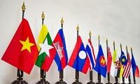ASEAN senior officials meet in Singapore