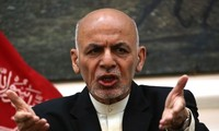 Afghanistan presidential election date announced