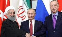 Russia-Iran-Turkey summit scheduled for September