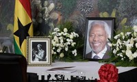 UN commemorates former Secretary General Kofi Annan