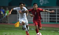 Foreign media praises Vietnam football team performance at ASIAD