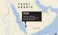 Saudi-led coalition foils Houthi attack on Jizan port