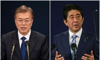 Japan wants to strengthen relations with South Korea