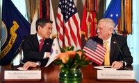 South Korea, US sign guildlines on joint defense