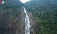 The adventurous path through Ngu Ho to Do Quyen waterfall