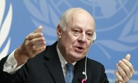UN Special Envoy cautious about Syrian constitutional committee