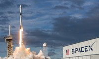 SpaceX launches first military satellite