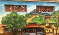 Youth murals promote cultural tradition of Hanoi's village