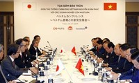 PM: Vietnam welcomes high-quality projects from Japan