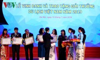 Winners of Vietnam Tourism Awards 2019 honored