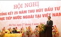 Vietnam pledges best conditions for investment attraction