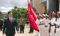 PM works with Gia Lai province's leaders