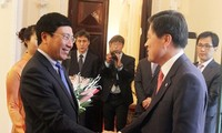 Vietnam-Republic of Korea relations develop in all fields