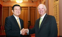 Vietnam, US to boost bilateral ties